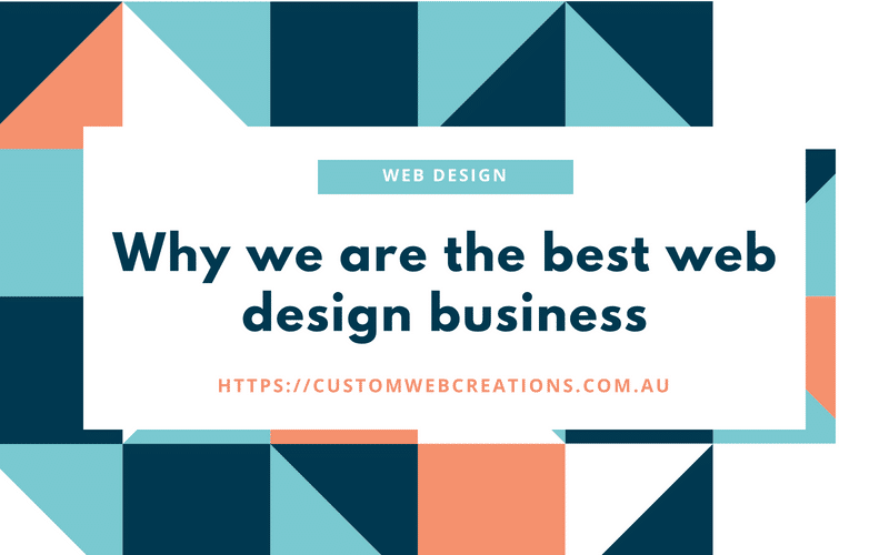 web design business brisbane