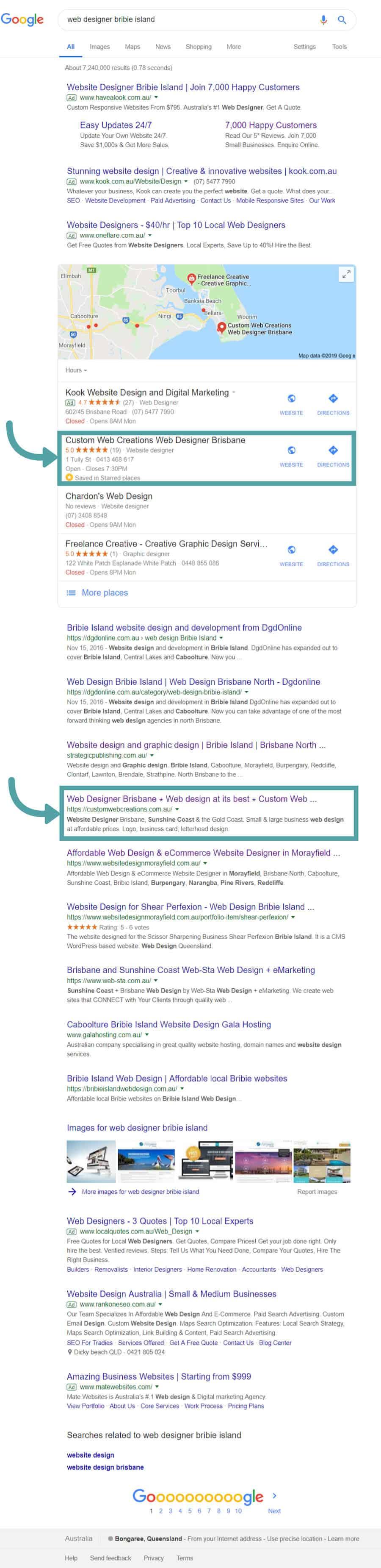 google my business listing-1