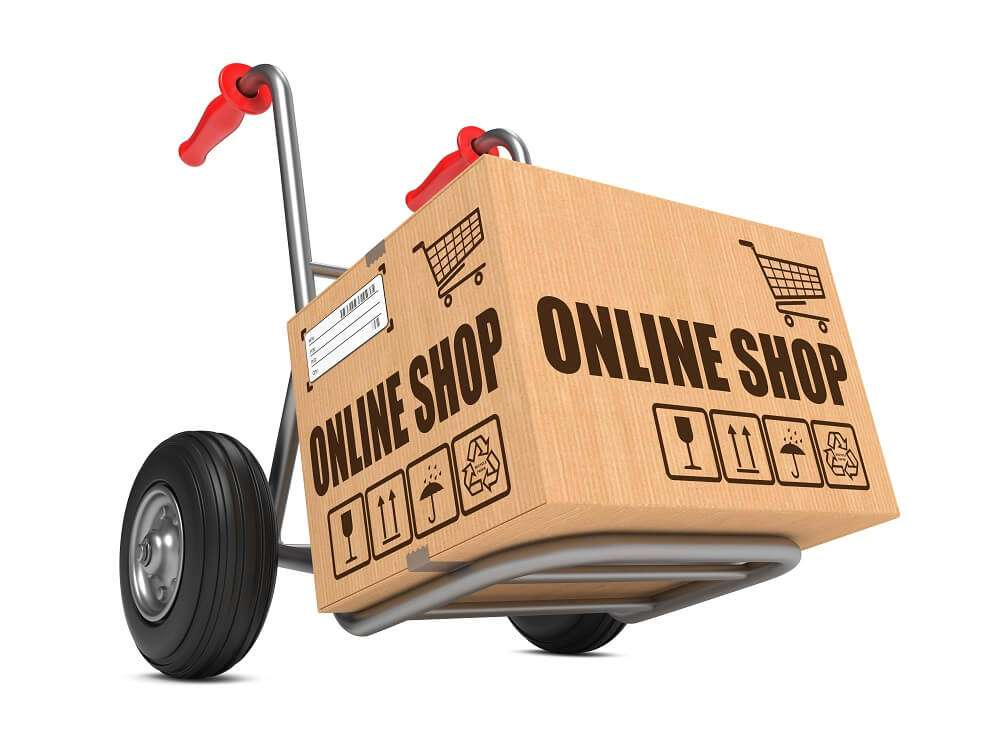 shipping ecommerce brisbane gold coast sunshine coast