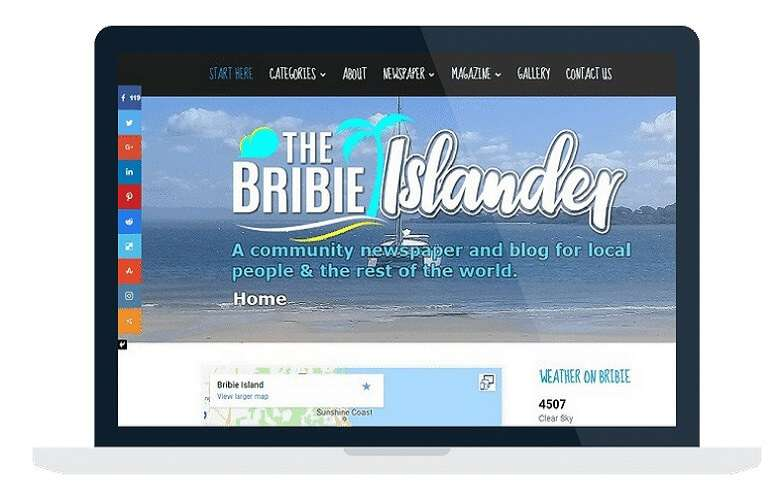 web designer-portfolio-bribieislander