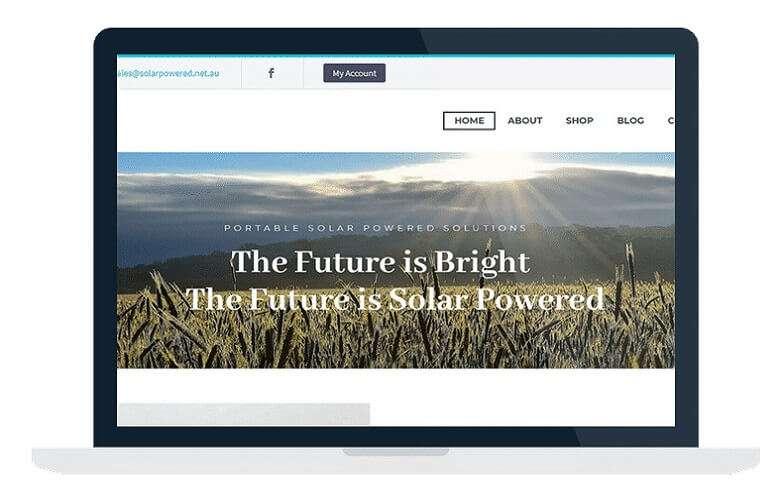 web designer-portfolio-solar