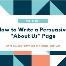 "How to Write a Persuasive ""About Us"" Page That Attracts Customers to"