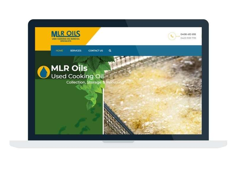 MLR Oils used oil collection pickup storage recycling-