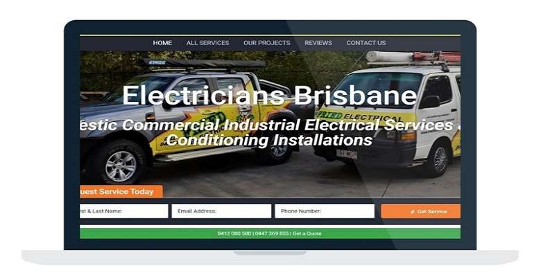 fried electrical electricians brisbane